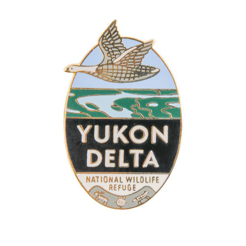 Pin - Yukon Delta National Wildlife Refuge