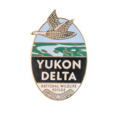 Pin - Yukon Delta National Wildlife Refuge