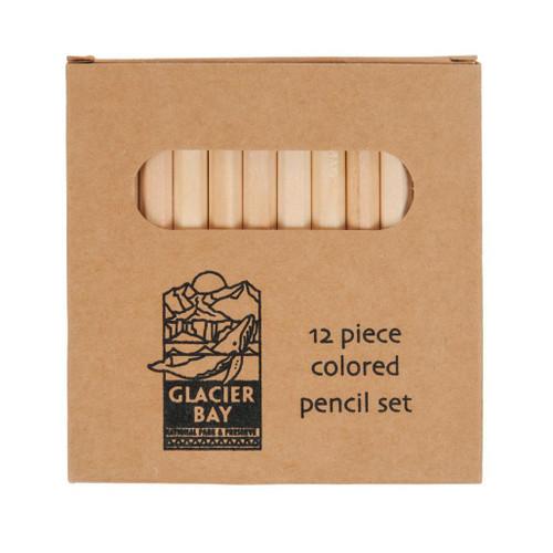 Colored Pencil Set - 12 Piece Glacier Bay