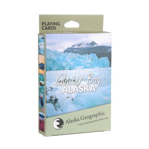Playing Cards - Glacier Bay
