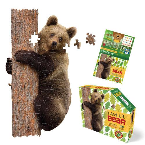 Puzzle - I AM Lil' Bear - 100-piece