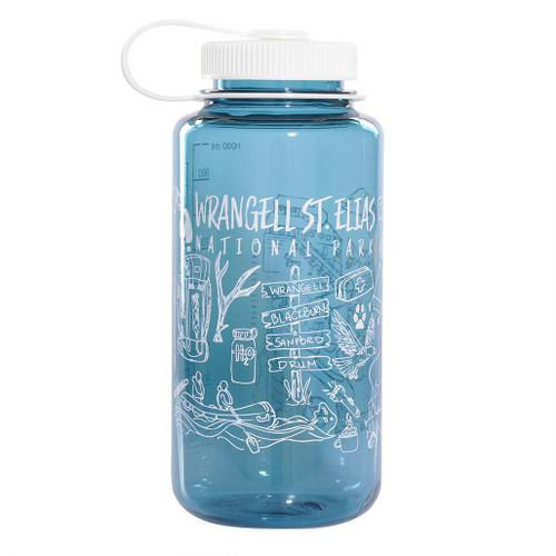 Nalgene Bottle - Wrangell - St. Elias