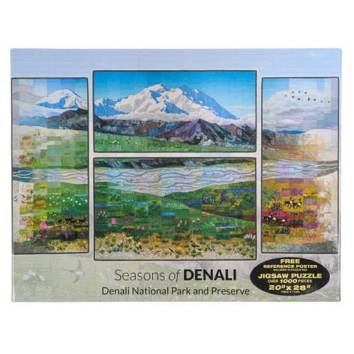 Puzzle - Seasons of Denali