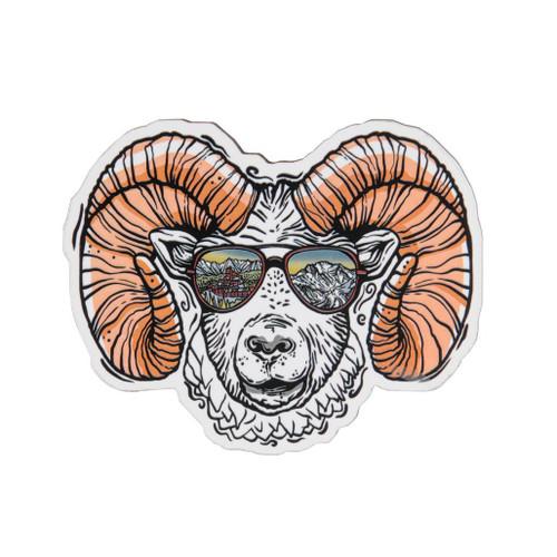 Magnet - Wrangell St. Elias - Dall Sheep