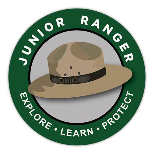 Sticker - Junior Ranger