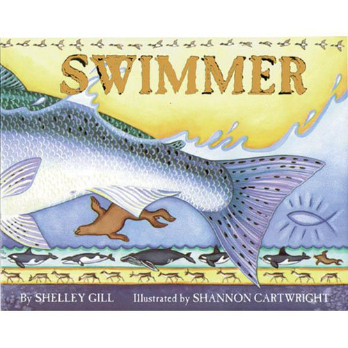 Swimmer - The Journey of an Alaskan Salmon