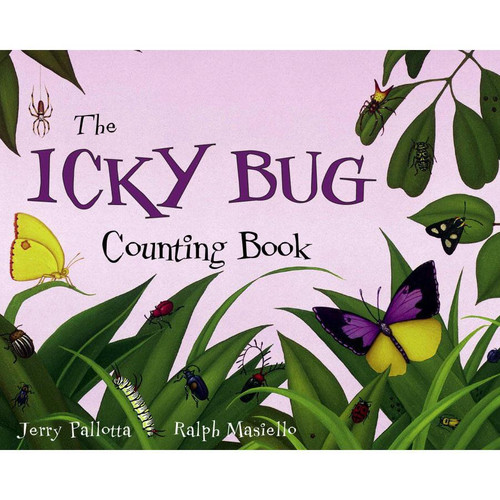 Icky Bug Counting Board Book