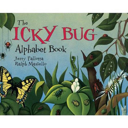 Icky Bug Alphabet Book