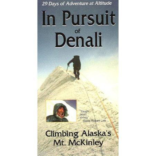 DVD - In Pursuit of Denali: 29 Days of Adventure at Altitude, Climbing Alaska's Mt. McKinley