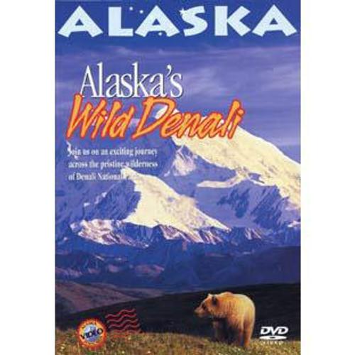 DVD - Alaska's Wild Denali
