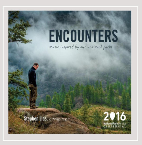 CD - Encounters: Music Inspired By Our National Parks