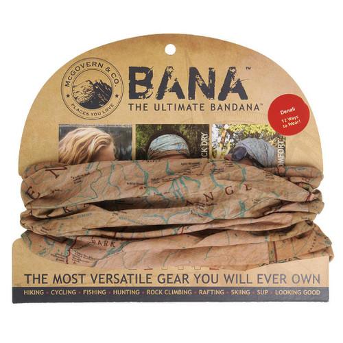 Bana - Fleece - Denali