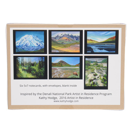 Note Cards - Kathy Hodge - Artist in Residence