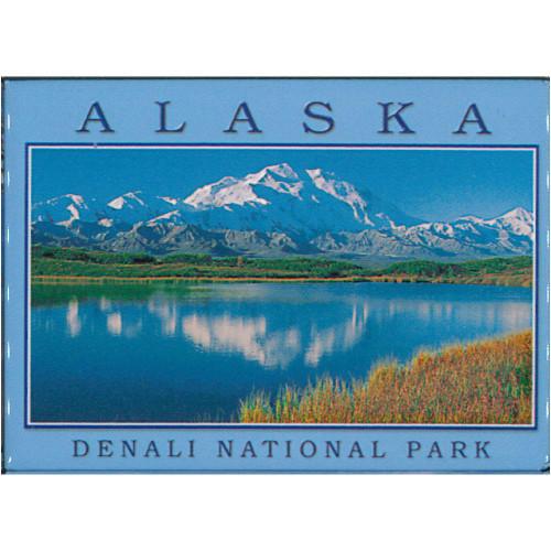Magnet - Alaska Wild Images Denali, Reflection Pond