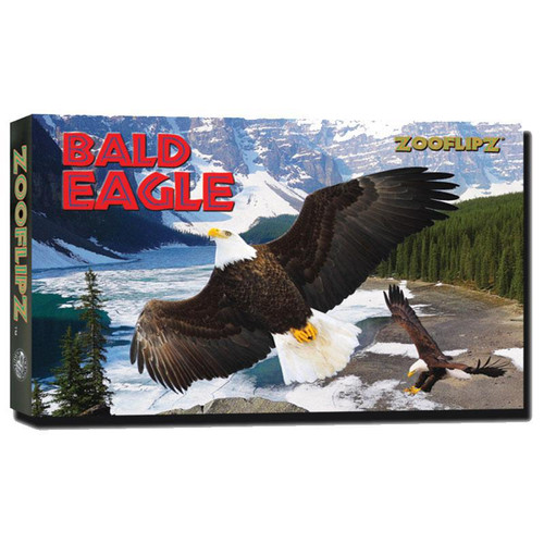 Flip Book - Bald Eagle
