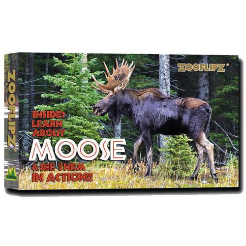 Flip Book - Moose