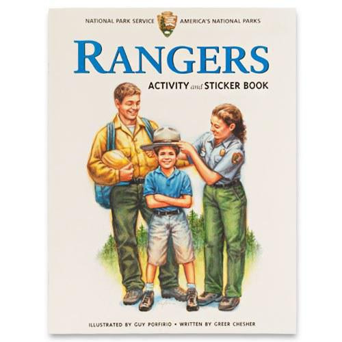 Rangers Activity and Sticker Book (National Park Service. America's National Parks)