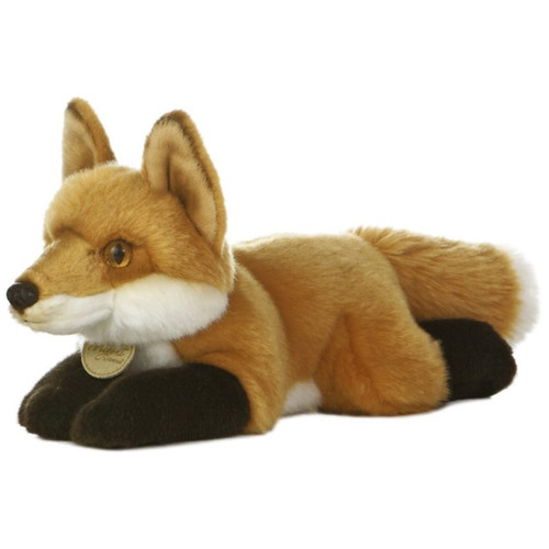 "Plush - Red Fox - 10.5"""
