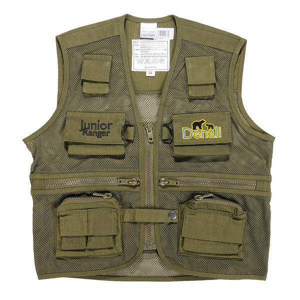 Junior Ranger Denali Vest