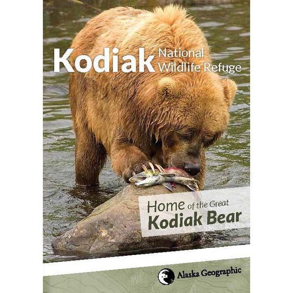 DVD - Kodiak National Wildlife Refuge - Home of the Great Kodiak Bear