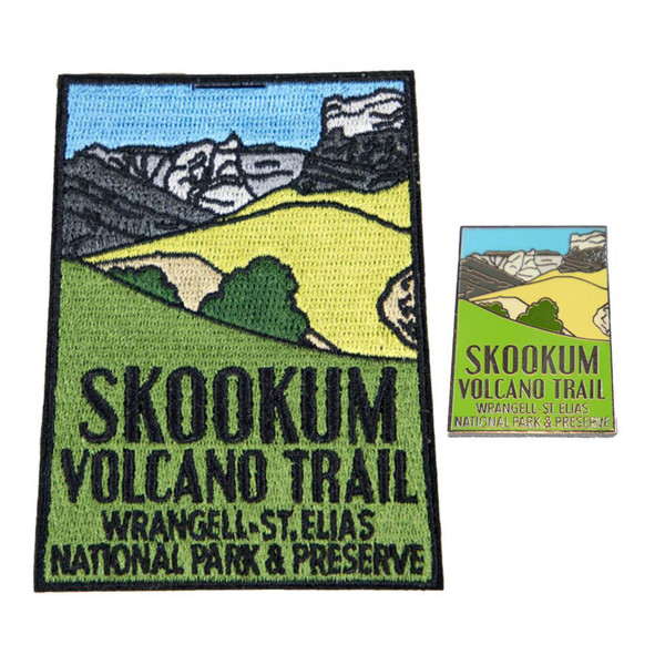 Skookum Volcano Trail Collectables