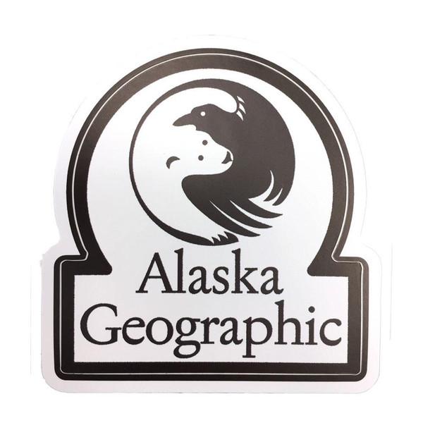 Sticker - Alaska Geographic
