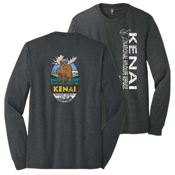 T-Shirt - Kenai DA Logo Long Sleeve