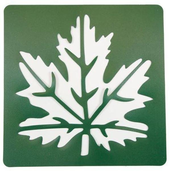 Leaf Stencils - 12 pack