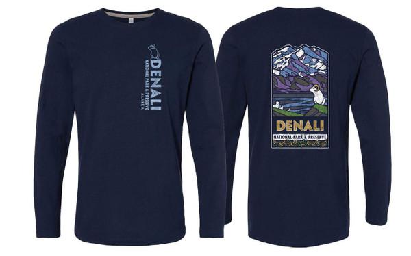 T-Shirt - Denali Logo LS NEW