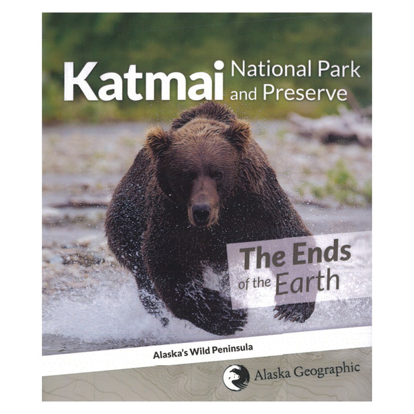 DVD -  The Ends of the Earth - Katmai National Park and Preserve