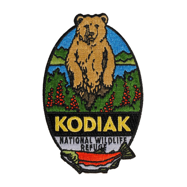 Patch - Kodiak National Wildlife Refuge
