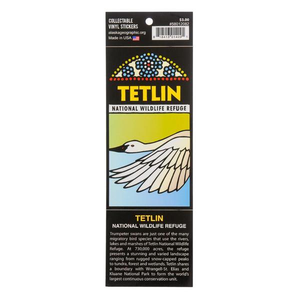 Sticker - Tetlin National Wildlife Refuge