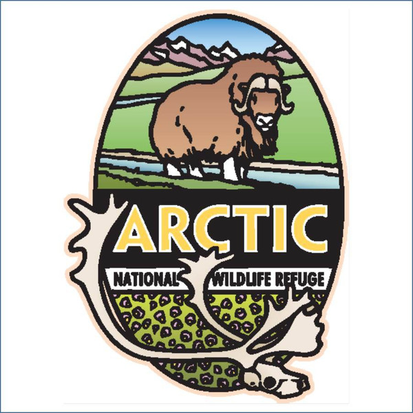 Patch - Arctic National Wildlife Refuge