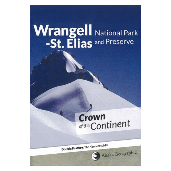DVD - Crown of the Continent - Wrangell-St.Elias National Park & Preserve