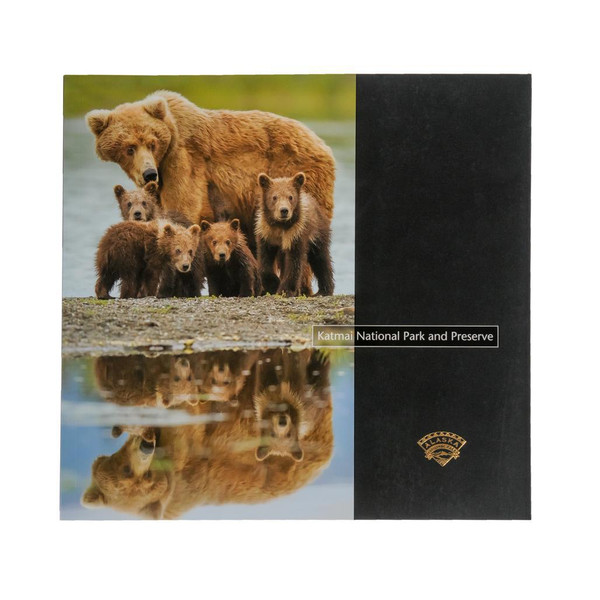 Katmai National Park and Preserve: Cataclysm and Renewal - Alaska Geographic's National Park Book Series
