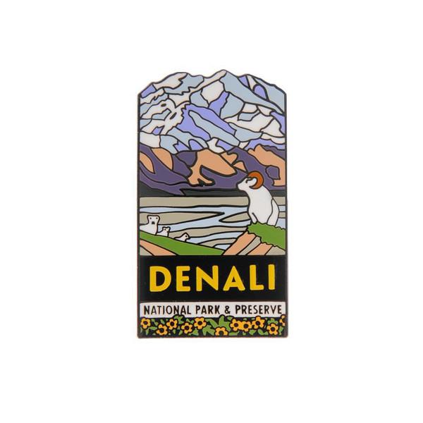 Magnet - Denali National Park & Preserve
