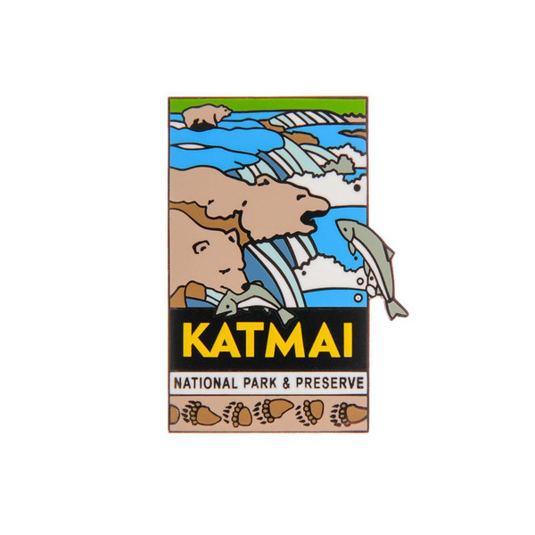 Pin - Katmai National Park & Preserve