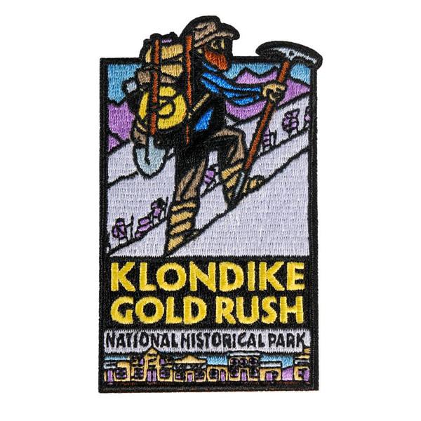 Patch - Klondike Gold Rush National Historical Park