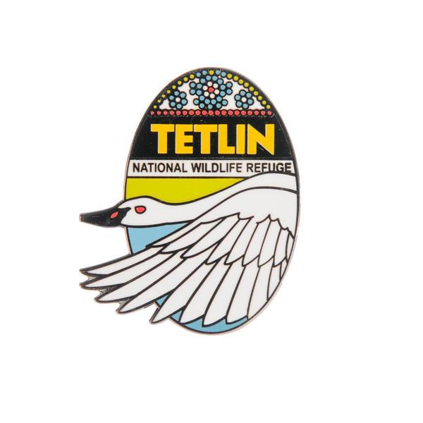 Pin - Tetlin National Wildlife Refuge