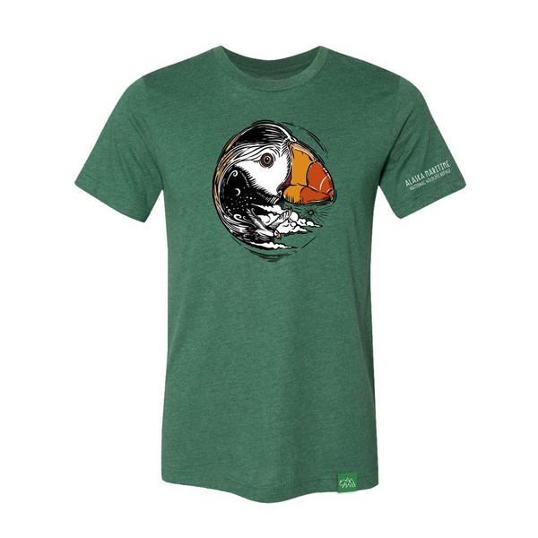 T-Shirt - Alaska Maritime Puffin