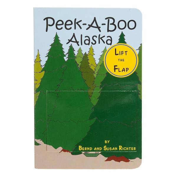 Peek-A-Boo Alaska Board Book