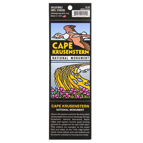 Sticker - Cape Krusenstern National Monument