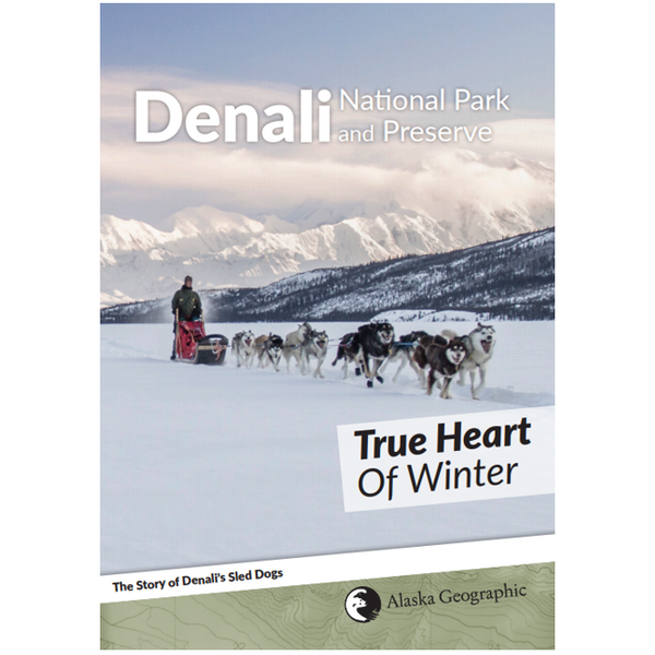 DVD True Heart of Winter the story of Denali's Sled Dogs