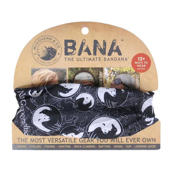 Bana - Black & White - Alaska Geographic