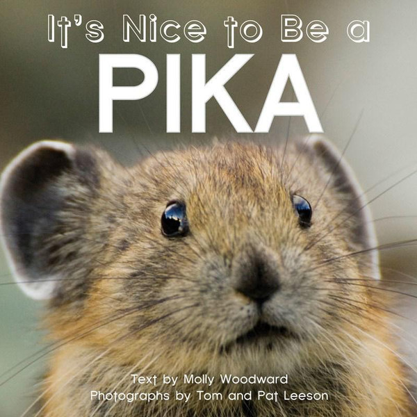 It's Nice To Be A Pika Board Book