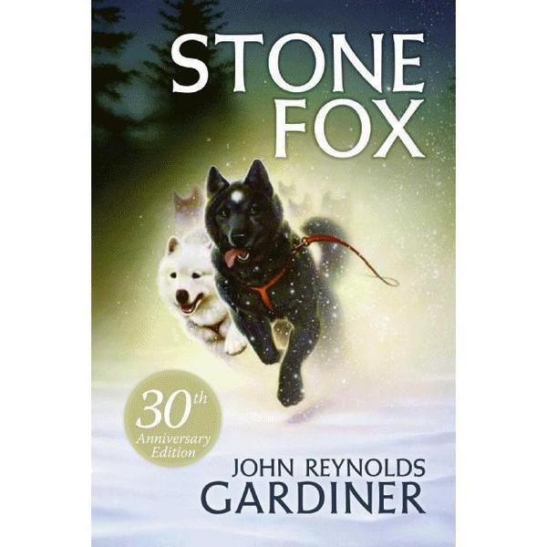 Stone Fox by John Reynolds Gardiner