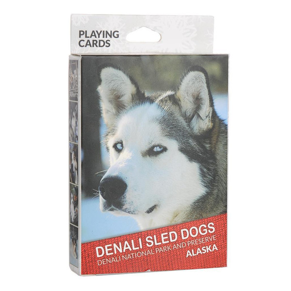 Playing Cards - Denali Sled Dogs