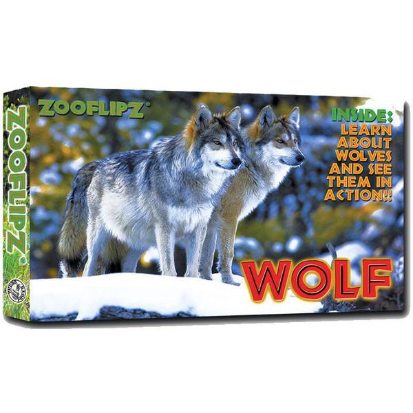 Flip Book - Wolf