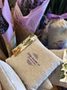 Cottage Lavender Fresh Local  Maine Lavender LARGE Sachet