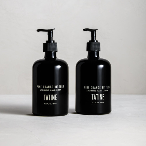 Pine Orange Bitters Aromatic Hand Soap Tatine